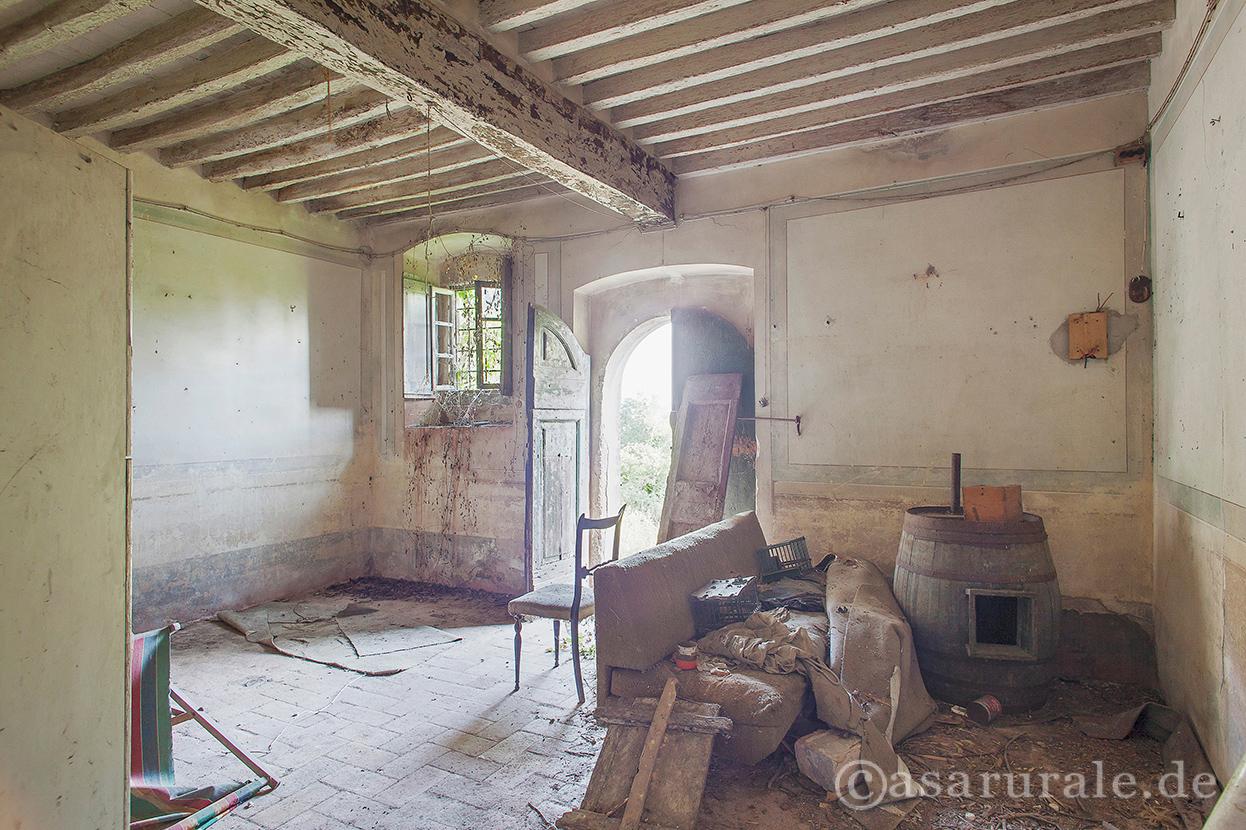 Case rurali poderi e ville in italia galleria interni for Ville in italia