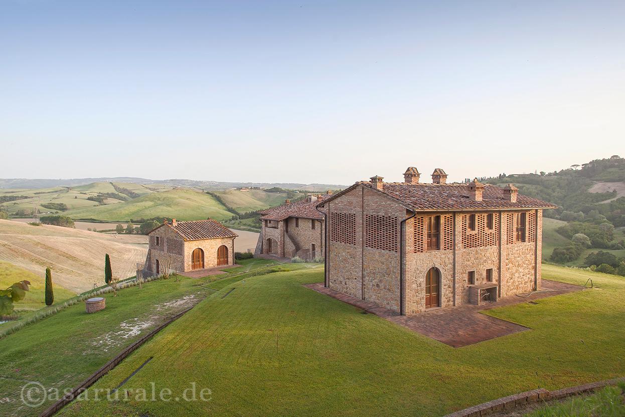 case coloniche poderi fattorie e ville in italia